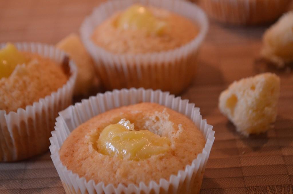 hyldeblomst cupcakes