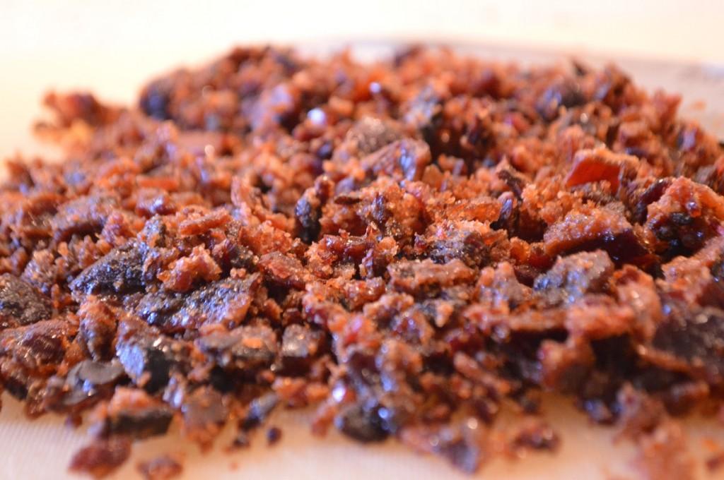 kandiseret bacon