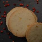 Specier med kandiseret ingefær, rosenpeber og citronskal