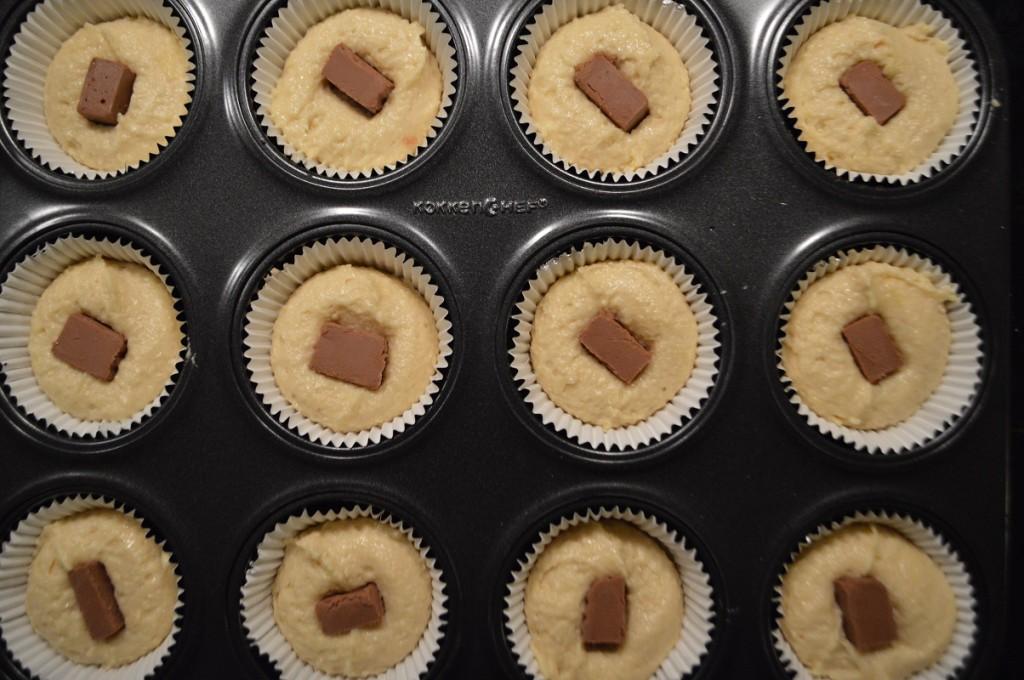 Kransekage cupcakes 032