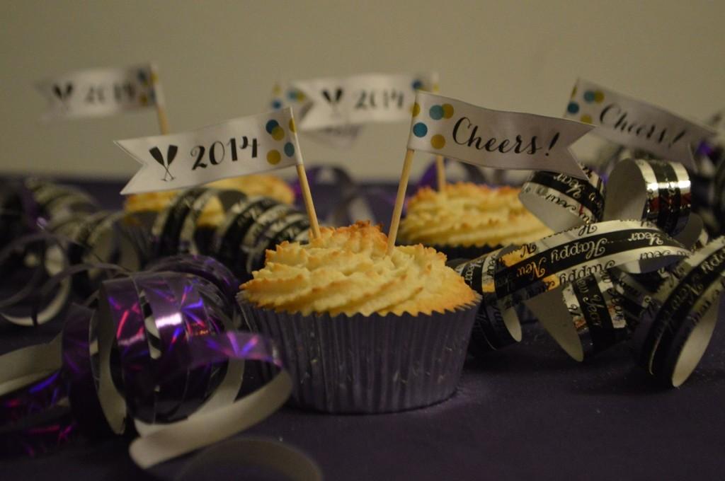 Kransekage cupcakes 083