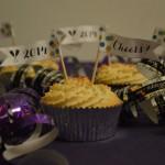 Kransekage cupcakes