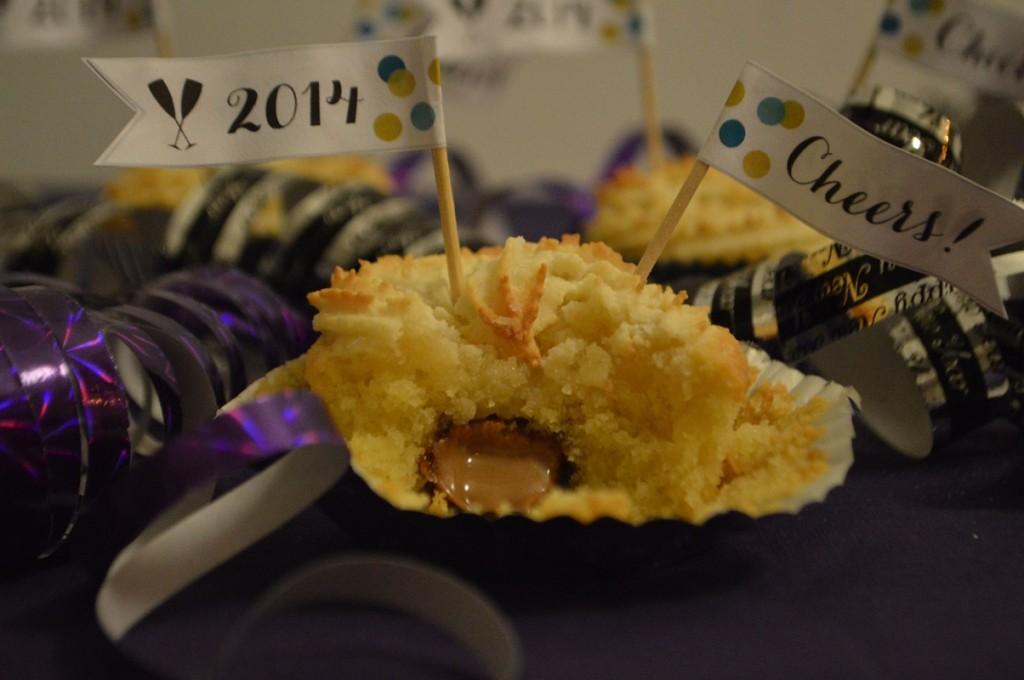 Kransekage cupcakes 091