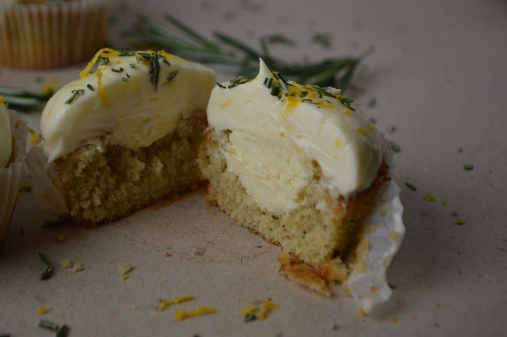 Cupcakes med rosmarin og bergamot 032