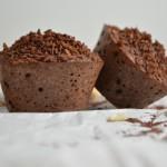 Bagt chokoladegrød med banan og kokos – resultatet af Madblogger Udfordringen #2