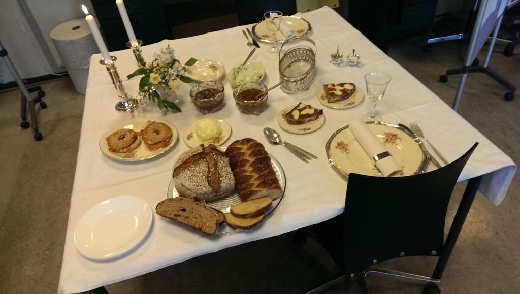 ostebord praktisk eksamen hjemkundskab
