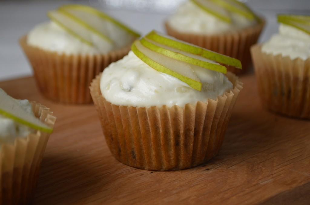 cupcakes med pære og gorgonzola 008