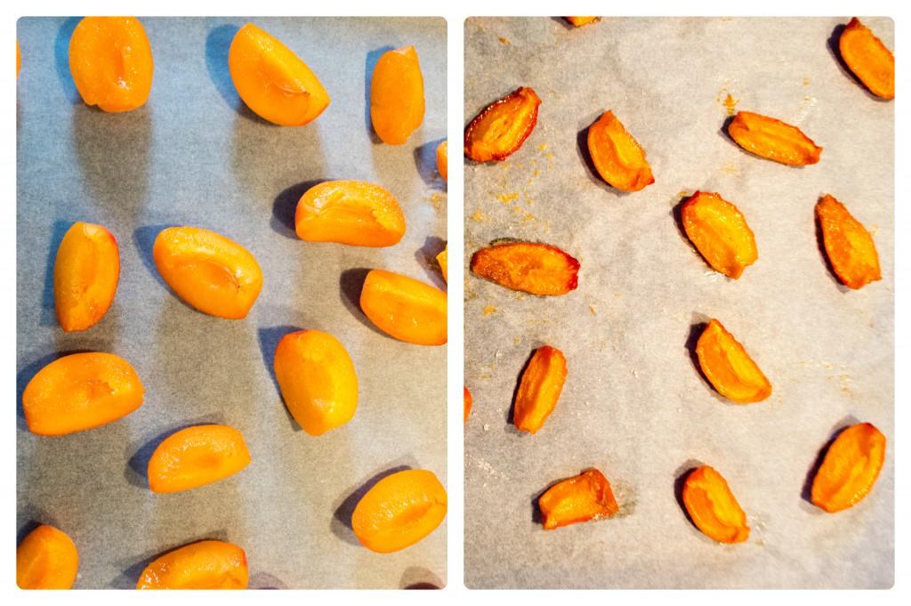 Bagte abrikoser