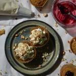 Sønderjysk rugbrødslagkage – nu som cupcake
