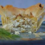 Små tærter med fisk og fennikel – resultatet af madbloggerudfordringen #4